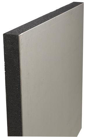 polystyrne graphit avec doublage coll ep110 mm siniat brico dpt - Doublage Mur Salle De Bain