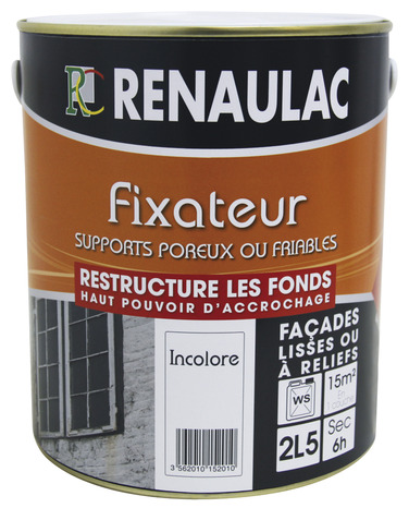 fixateur imprgnation faades murs et maonneries intrieures et extrieures l renaulac with tadelakt. Black Bedroom Furniture Sets. Home Design Ideas