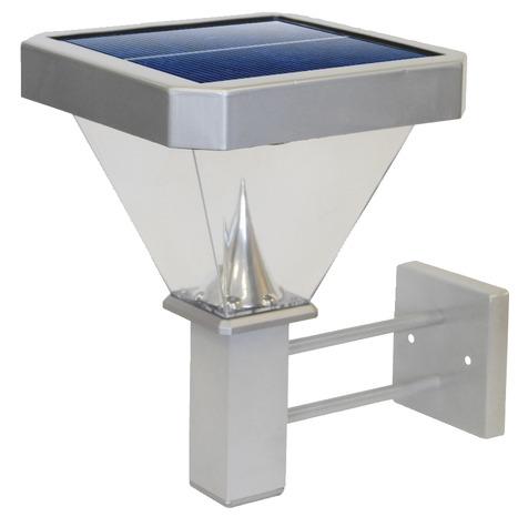 applique solaire 250 lumens brico d p t. Black Bedroom Furniture Sets. Home Design Ideas