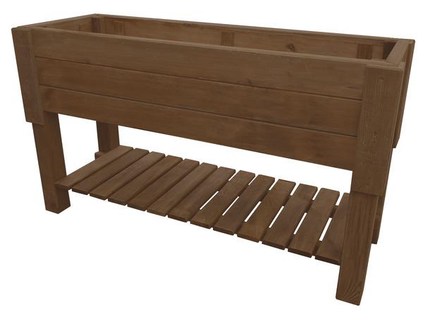 jardini res potager bois la jardini re brico d p t. Black Bedroom Furniture Sets. Home Design Ideas