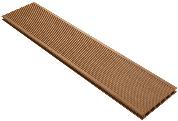 lame de terrasse composite coloris noisette brico d p t. Black Bedroom Furniture Sets. Home Design Ideas