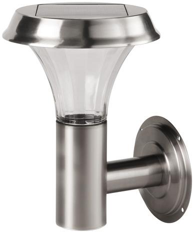 applique solaire led l 39 applique silver brico d p t. Black Bedroom Furniture Sets. Home Design Ideas