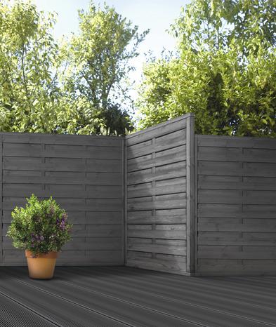 demi panneaux en pin gris h 1 80 m x l 0 90 m brico d p t. Black Bedroom Furniture Sets. Home Design Ideas
