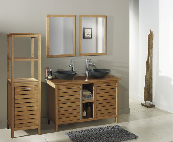 armoire salle de bain brico depot. Black Bedroom Furniture Sets. Home Design Ideas
