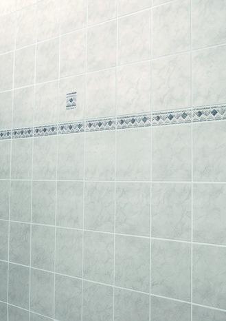 listel gris adriatique pour d coration murale 20x25 cm. Black Bedroom Furniture Sets. Home Design Ideas