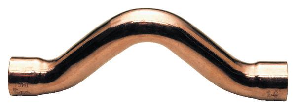 2 chapeaux de gendarme femelle souder en cuivre pour tubes cuivre 14 mm brico d p t. Black Bedroom Furniture Sets. Home Design Ideas