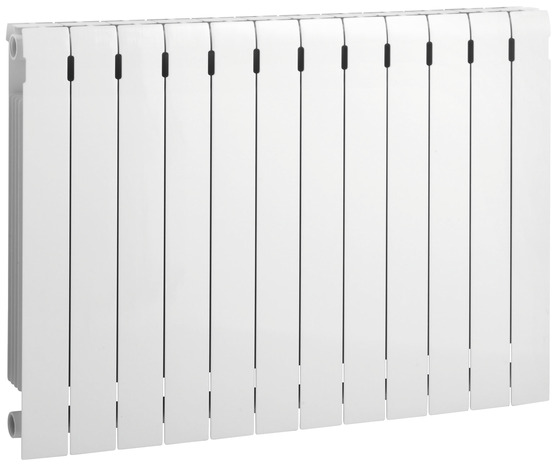 radiateur chauffage central en aluminium h 60 l 96 p 9 5. Black Bedroom Furniture Sets. Home Design Ideas