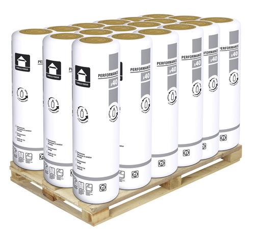 laine de verre p 100 mm rev tue kraft p 100 mm 10 x 1 20 m brico d p t. Black Bedroom Furniture Sets. Home Design Ideas