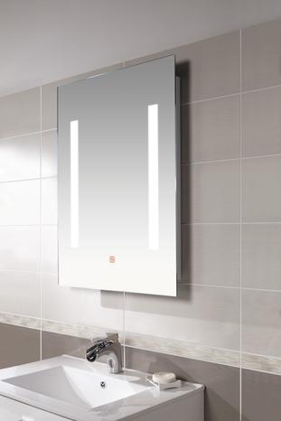 MIROIRS ÉCLAIRANTS ANTI-BUÉE le miroir - Brico Dépôt