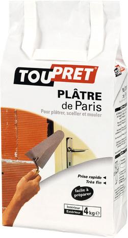 Plâtre De Paris Pour Plâtrer Sceller Et Mouler Intérieurextérieur