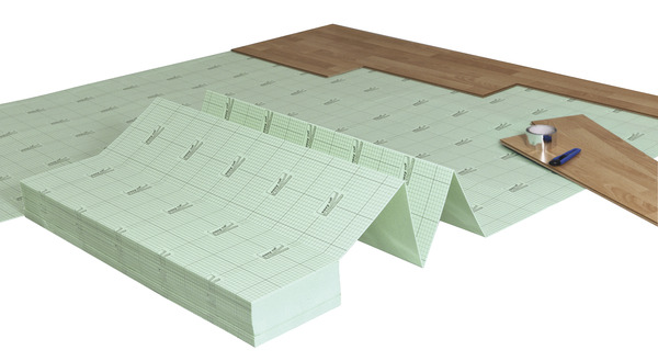 Sous couche confort polystyr ne sous couche brico d p t - Sous couche acoustique placo phonique ...