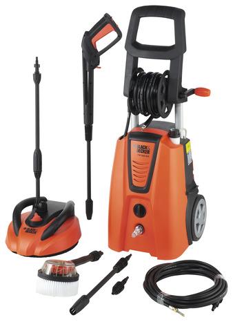 haute-pression pour nettoyer différents types de surfaces 140 bar