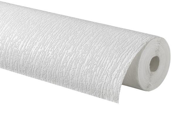 Vinyl expans blanc gr s vertical brico d p t - Papier peint brico depot ...