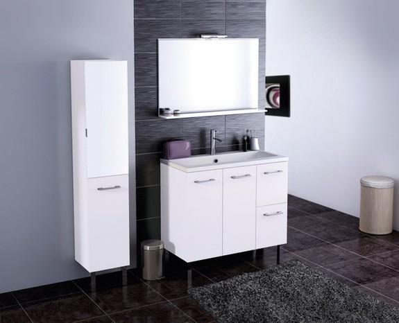 meuble salle de bain uny