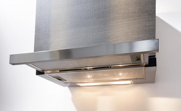 Hotte tiroir inox 60 cm brico d p t - Hotte de cuisine brico depot ...