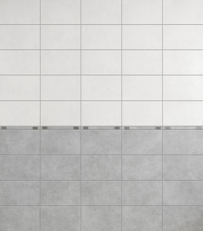Carrelage blanc firenze en fa ence 25x40 cm brico d p t for Carrelage en faience