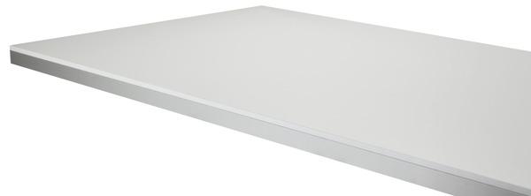 Plan De Travail Stratifie Decor Blanc Brillant L 3 M X P 63 Cm X Ep 38
