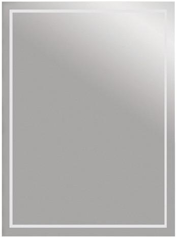 Miroir chamonix 80x60 cm - Brico Dépôt