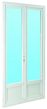 Porte Fenêtre En Pvc 3 Vantaux L 180 X H 215 Cm Brico Dépôt