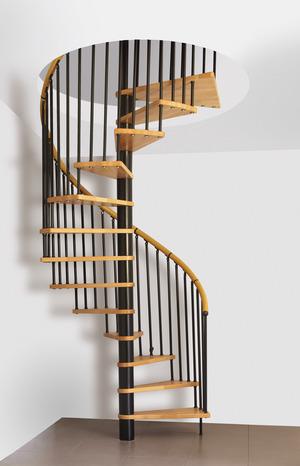 escalier autoportant helico dal brico d p t. Black Bedroom Furniture Sets. Home Design Ideas