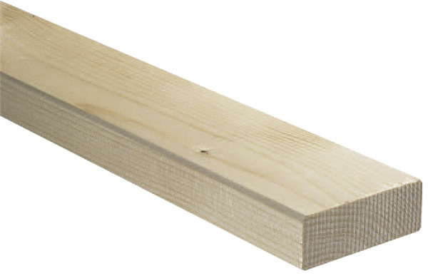 Traverse en bois d 39 pic a s ch section 55x25 mm l 2 50 for Escalier traverse