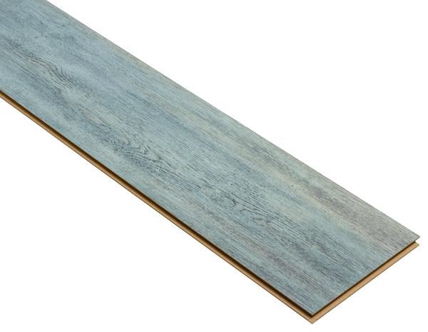 sol stratifi clipser p 7 mm d cor imitation ch ne gris brico d p t. Black Bedroom Furniture Sets. Home Design Ideas