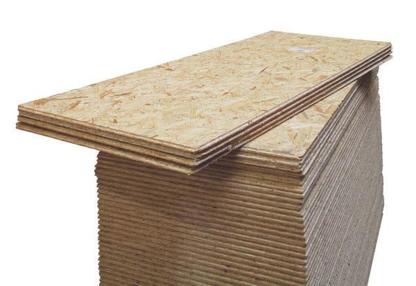 dalle de plancher osb2 l 169 x l 63 4 cm x p 15 mm brico d p t. Black Bedroom Furniture Sets. Home Design Ideas