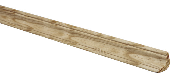 corniche classique pin sans n ud 2 40 m brico d p t. Black Bedroom Furniture Sets. Home Design Ideas