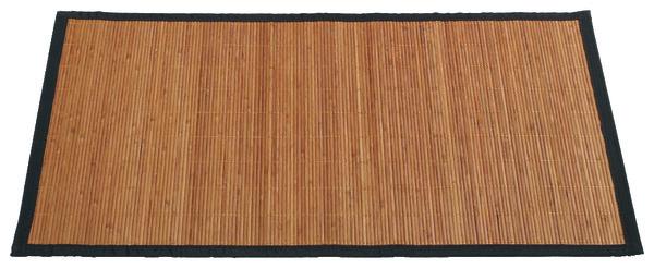 tapis de bain galet en bambou 50x80 cm brico d p t. Black Bedroom Furniture Sets. Home Design Ideas