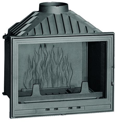foyer vision 14 kw 560 m3 69 20x74 20x 45 50 cm brico d p t. Black Bedroom Furniture Sets. Home Design Ideas