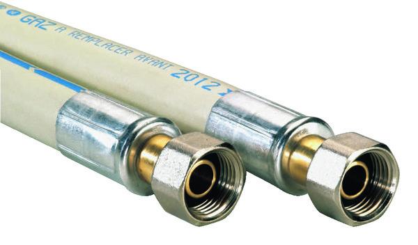 Tuyaux de gaz naturel diam tre 36 103 l 1 5 m brico d p t for Tuyaux de gaz de ville