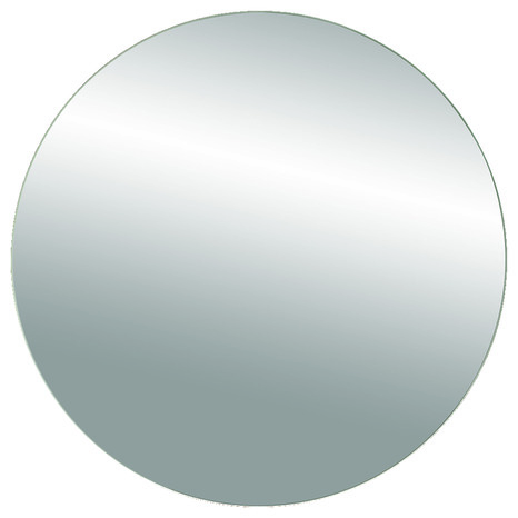 Miroirs Ronds 20 Cm Lot De 4 Brico D P T
