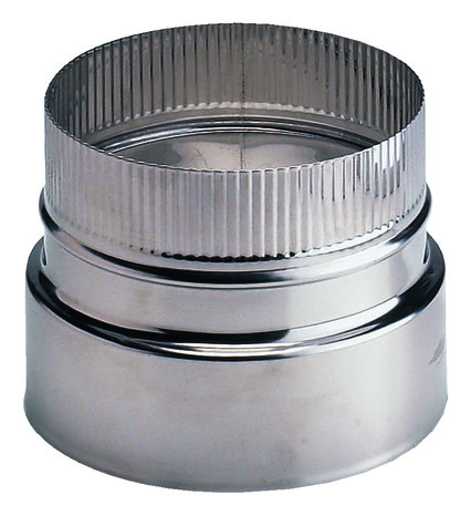 R duction plate en inox 304 femelle 130 m le 125 brico d p t - Emporte piece evier inox brico depot ...