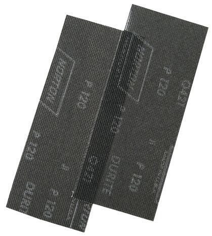 2 abrasifs maille anti encrassantes grain 120 pour pl tre et enduit brico d p t. Black Bedroom Furniture Sets. Home Design Ideas