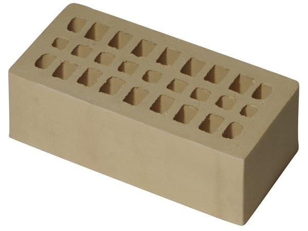 brique jaune flamm e 220x105x54 mm brico d p t. Black Bedroom Furniture Sets. Home Design Ideas