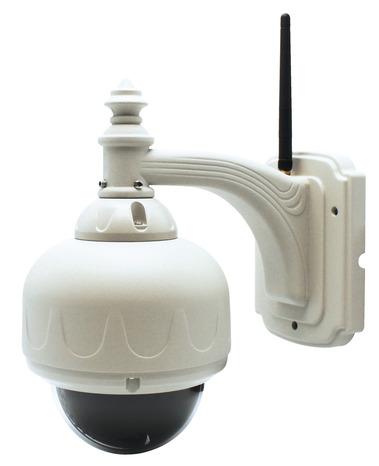 caméra wifi extérieure