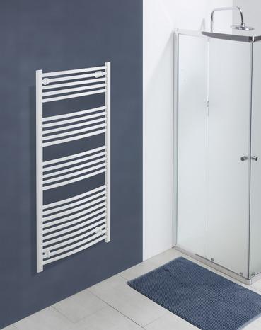 radiateur s che serviettes 669 w brico d p t. Black Bedroom Furniture Sets. Home Design Ideas