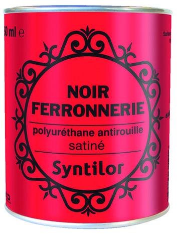 Peinture Ferrronnerie Noire 0 75 L Brico Depot