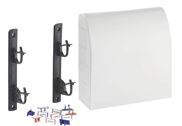 coffret cache nourrice plus support brico d p t. Black Bedroom Furniture Sets. Home Design Ideas