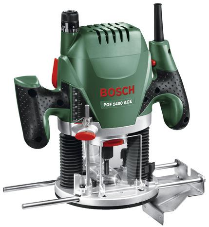 Défonceuse 1400 W 11 000 à 28 000 Tr Min Bosch