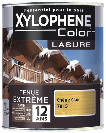 traitement bois ext rieur 25 ans xylophene premium resine de protection pour peinture. Black Bedroom Furniture Sets. Home Design Ideas
