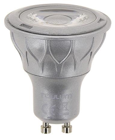 ampoule r flecteur gu10 led 345 lumens 2700 k brico d p t. Black Bedroom Furniture Sets. Home Design Ideas