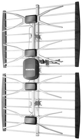 antenne tnt hd pour recevoir les cha nes de deux metteurs sp cial zones vallonn es brico d p t. Black Bedroom Furniture Sets. Home Design Ideas
