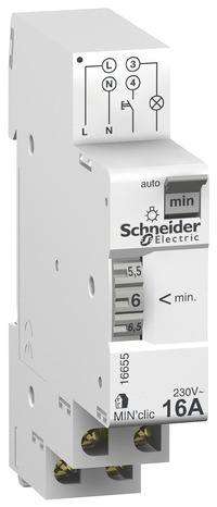 Minuterie Min Clic Brico Depot