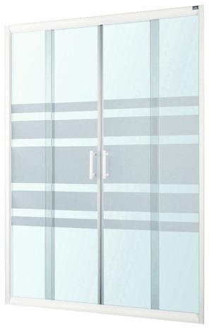 porte coulissante lagon verre d poli h 185 cm l 140 cm brico d p t. Black Bedroom Furniture Sets. Home Design Ideas