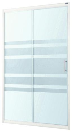 porte coulissante lagon verre d poli h 185 cm l 100 cm brico d p t. Black Bedroom Furniture Sets. Home Design Ideas