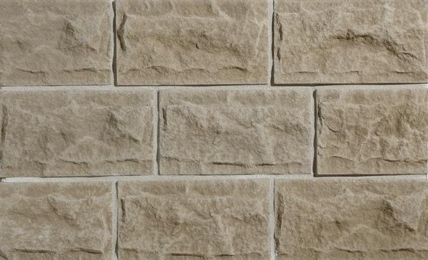 Plaquette de parement couleur cr me pour murs int rieurs - Plaquette de parement exterieur ...