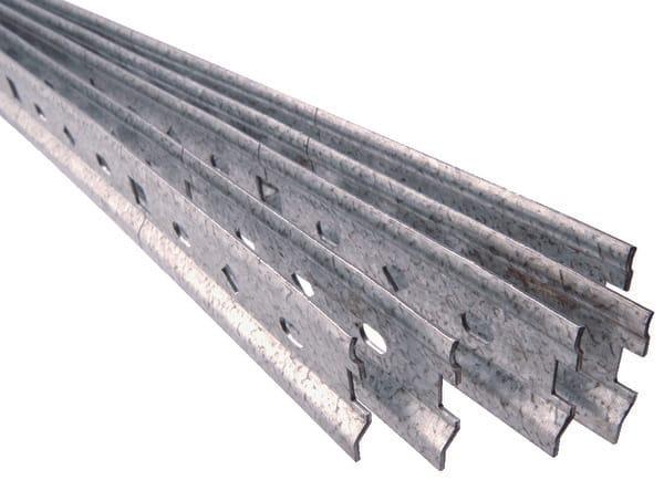 Rail de fixation acier brico d p t - Vis assemblage meuble ikea ...