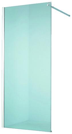 paroi de douche walk in atoll verre transparent h 195 cm l 120 cm brico d p t. Black Bedroom Furniture Sets. Home Design Ideas