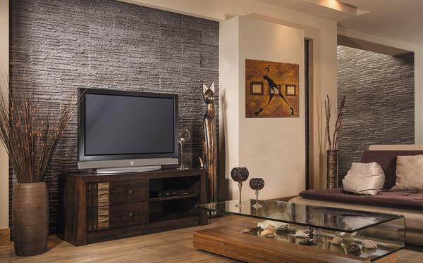 Plaquette de parement palermo grise de parement pour murs for Plaquettes de parement exterieur brico depot